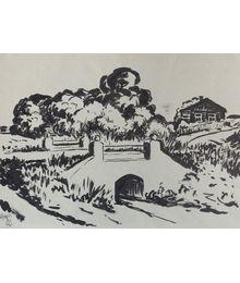 Bridge-Tarusa. Sveshnikov A. V.