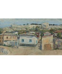 South Landscape. Tatiana Konovalova-Kovrigina