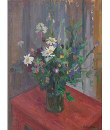 Wildflowers. Nadezhda Vorobieva