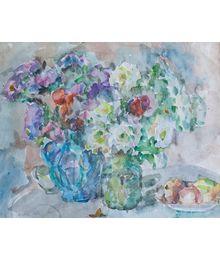 Фрукты и цветы. Инна Медникова