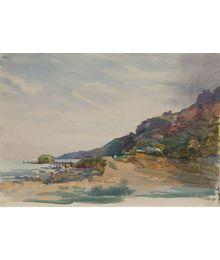 On the coast. Berta Taller