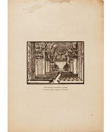 """""""Great Hall of the Kremlin Palace"""". Sheet No. 50"""