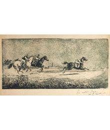 Races. Evgenyi Ustinov