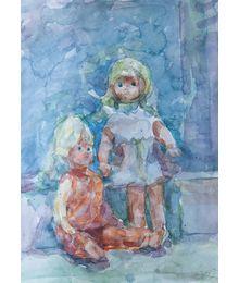 Little Dolls. Inna Mednikova