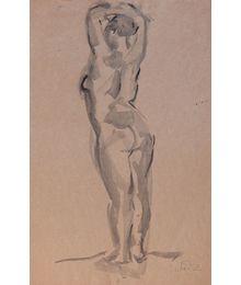 Naked Body. Inna Mednikova