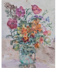 Flowers in a Jar. Inna Mednikova