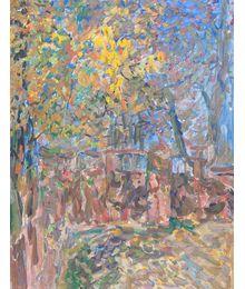 Autumn. Inna Mednikova