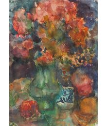 Pink bouquet. Inna Mednikova