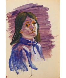 Portrait of a Girl. Natalia Orlova