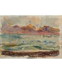 On the Shore. Natalia Orlova