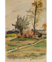 Autumn Landscape. Natalia Orlova