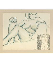 Two drawings. Robert Kondakhsazov