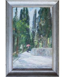 Southern Landscape. Tatiana Konovalova-Kovrigina