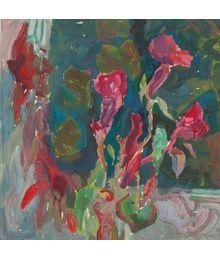 Goryachy Klyuch. Red Flowers. Inna Mednikova