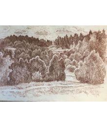 Landscape. Oleg Filippov