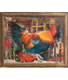 Year of the Rooster. Vadim Sokolov