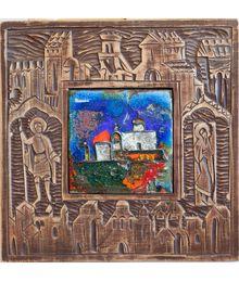 Panel. The road to the temple. Vadim Sokolov