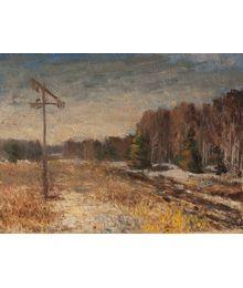 Spring Landscape. Dmitry Chumakov