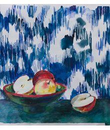 Натюрморт с яблоками. Аля Путрик