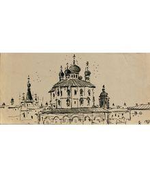 Монастырь. Вадим Соколов