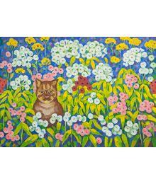 Флоксы в саду. Олег Филиппов