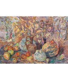 Осенний натюрморт. Инна Медникова