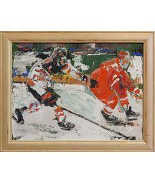Хоккей. Вадим Соколов