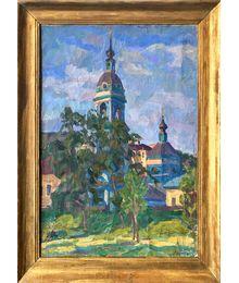 Церковь у Яузских ворот. Надежда Воробьева