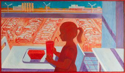 Завтрак в торговом центре. Олег Иванов
