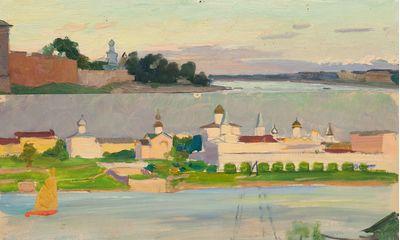Kremlin in Novgorod. Evgeny Bitkin