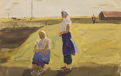 Virgin Lands. Vyacheslav Stekolschikov