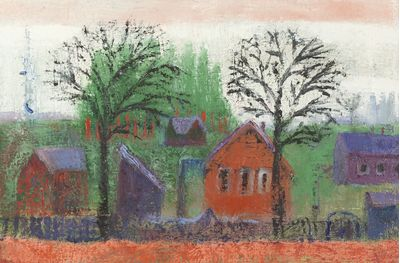 Selizharovo. View from the Window. Natalia Ponomareva