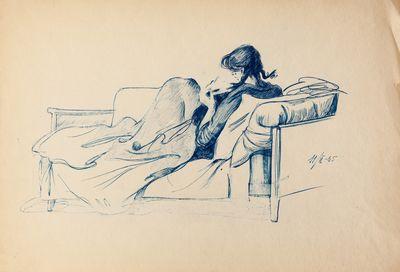 Sketch. Oleg Filippov