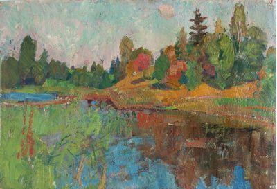 Осенний пейзаж. Инна Медникова