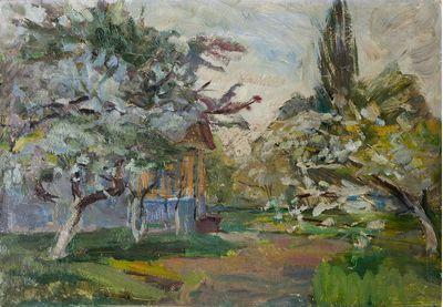 Blooming Garden. Tatiana Konovalova-Kovrigina