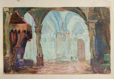 La Perricholi. Offenbach. The Scene in the Palace. Inna Mednikova