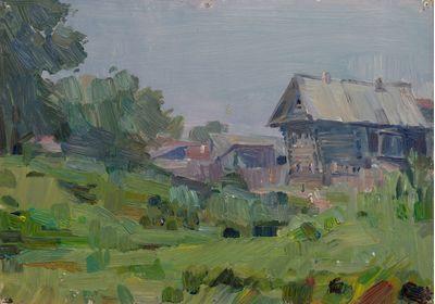 Summer in the Village. Vassily Minyaev
