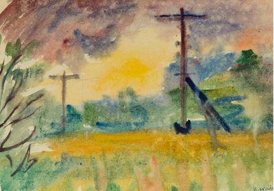 Landscape. Natalia Orlova
