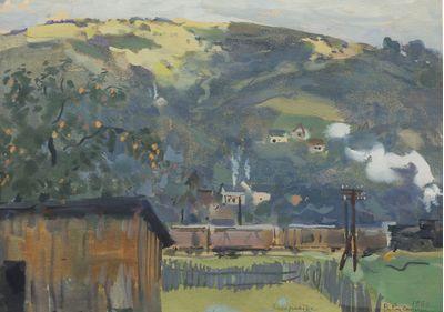Carpathians. Stekolschikov Vyacheslav
