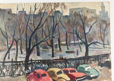 On the Boulevard. Oleg Filippov