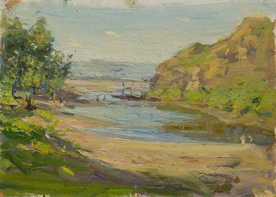 Little Bay. Inna Mednikova