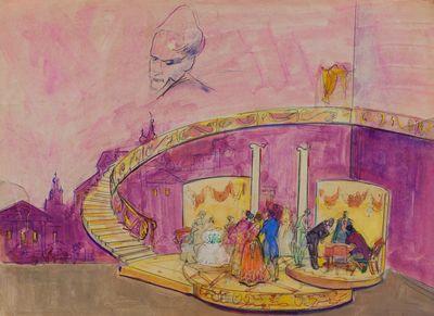 Stage Design. Inna Mednikova