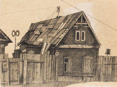 House 45. Elena Novozhenina