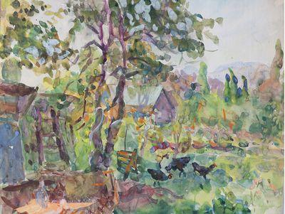 In the Village. Inna Mednikova