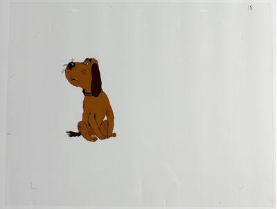 "Character ""Dog"". The animated film ""The Last Hunt"" (dir. V. Karavaev). Valentin Karavaev"