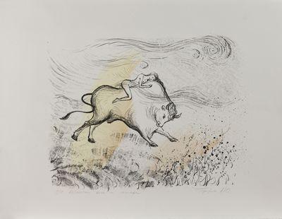 Апрельский бык и нимфа. Аля Путрик