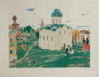 In Pereslavl-Zalesskiy. Stekolschikov Vyacheslav