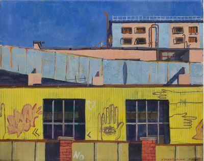 Vibrant urbanism. Elena Novozhenina