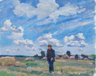 Clouds. Valeria Siziakova