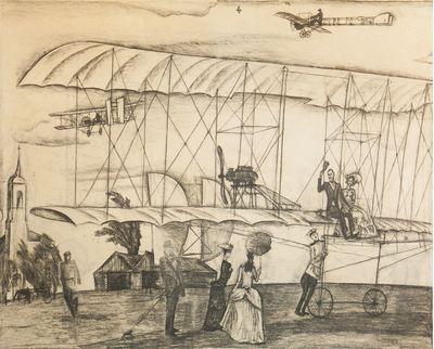 Первые воздухоплаватели. Вячеслав Стекольщиков